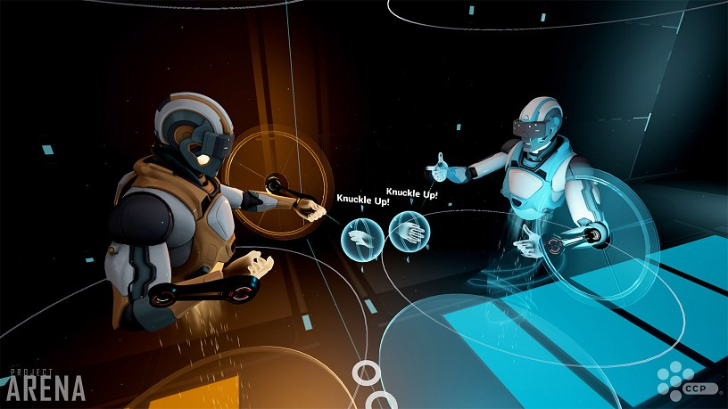 project arena oculus touch ccp g 2