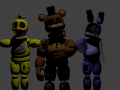 Withered: A horror Story (CANCELED)