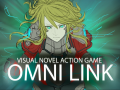 Omni Link - Space Visual Novel / Action RPG