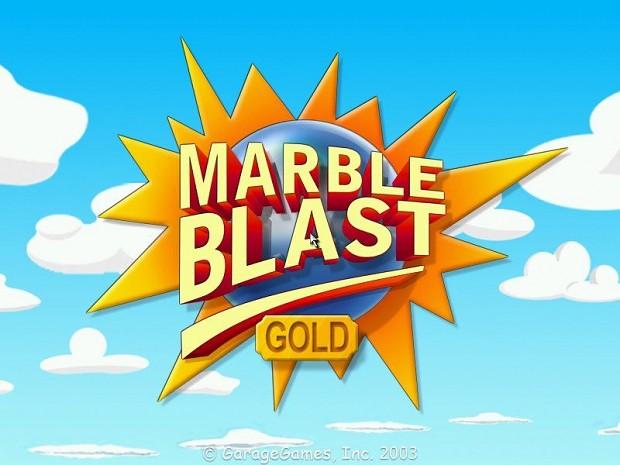 marble blast gold windows screen 11