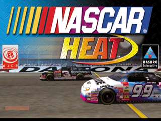 NASCAR Heat [2000 Video Game]