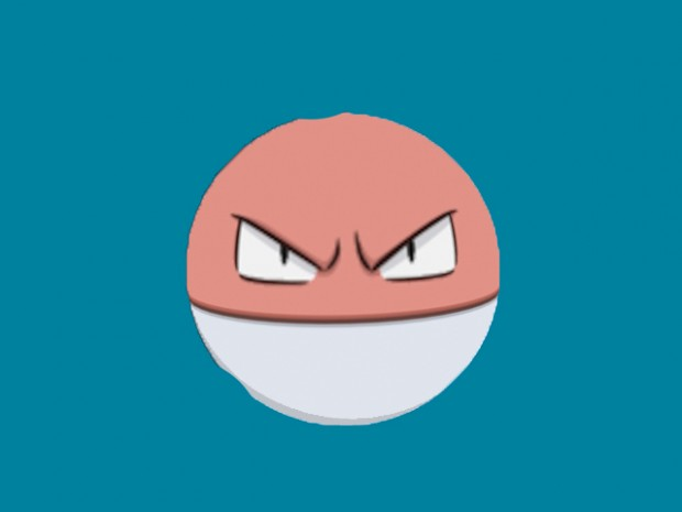 Pokemon Voltorb Images