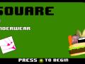 Square In Underwear