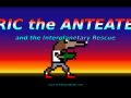 Eric the Anteater and the Interplanetary Rescue