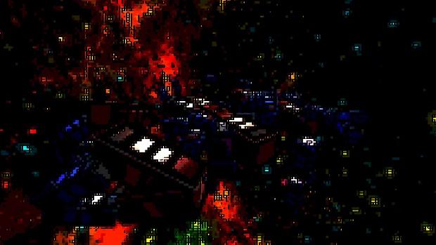 Pixel Lines 002