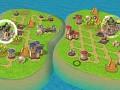 Volley Village - alpha gameplay 2