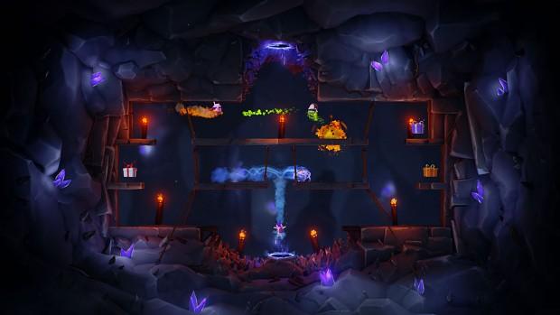 Brief Battles - Cave Arena