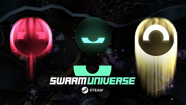 Swarm Universe Key Visual