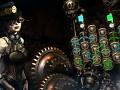 Mechanicus - steampunk puzzle
