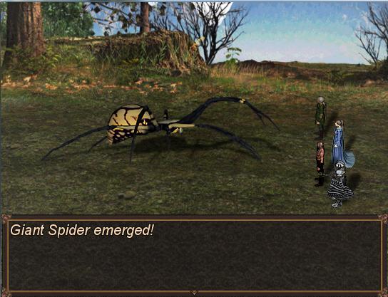 Giant Spider 2