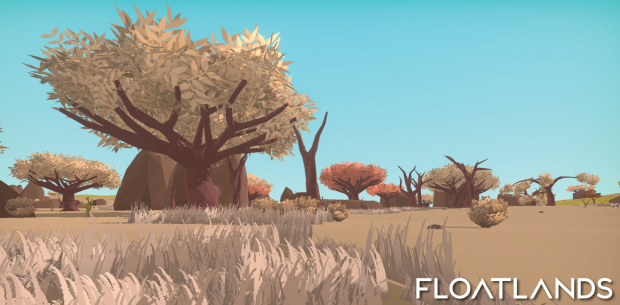 redesigned trees