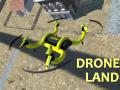Drone Lander Simulator 3D - Free Flight Game