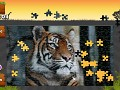 Wild Animals - Animated Jigsaws