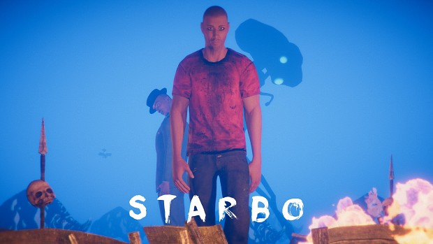 The new blue STARBO poster!