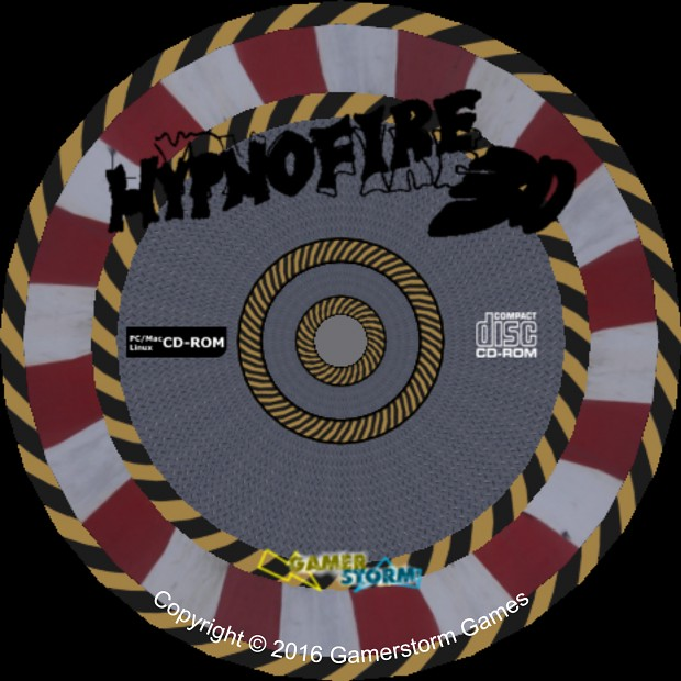 Hypnofire Box & Disc art