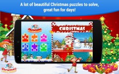 Christmas Games Puzzles for kids