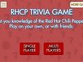 RHCP Trivia