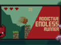 Animal Run - Endless Runner 2D