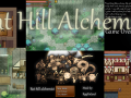 Bat Hill Alchemist - RPG