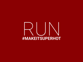 Make it SUPERHOT: RUN