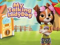 My Talking Lady Dog - Virtual Pet