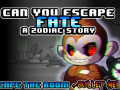 Can You Escape Fate? An Undertale Inspired Game