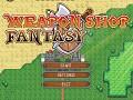 Weapon Shop Fantasy