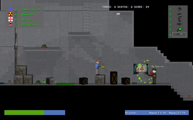 fun with plasma gun