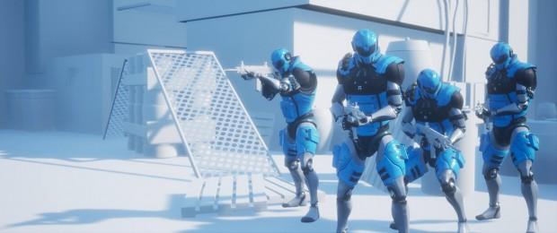 SHiRO 011 | Team Blue
