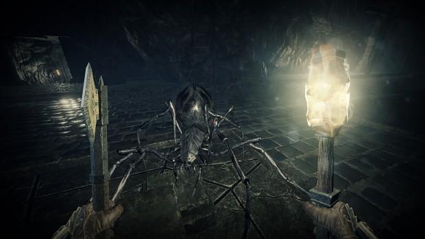 Return to Nangrim - Encountering the Stone Widow