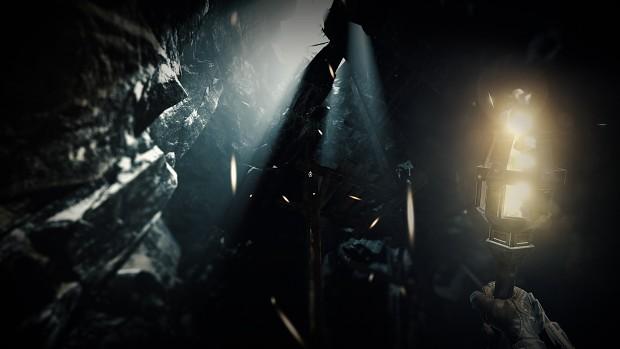 Return to Nangrim - Entering the Mines