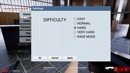 Difficulty Settings