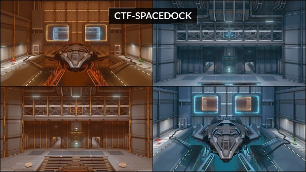 MAP: CTF-Spacedock