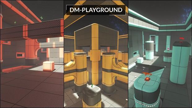 MAP: DM-Playground