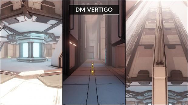 MAP: DM-Vertigo