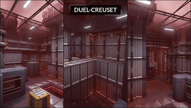 MAP: DUEL-Creuset