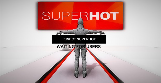 Kinect SUPERHOT Kinnect 3
