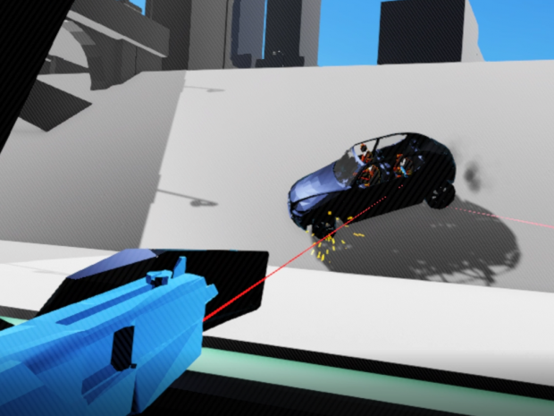 Car Chase VR