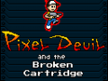 Pixel Devil and the Broken Cartridge