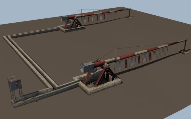 Rail Props