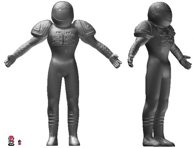 Latest version of Player Model
