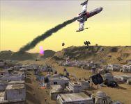 Air Combat over Tatooine