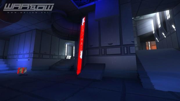 Warsow 0.6 Screenshots