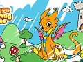 Dragon Coloring Book: Coloring Pages for Kids