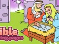 Bible Coloring Pages: Colouring Games for Kids