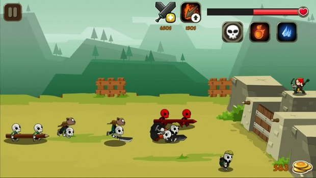 Ghost Defense - Best Castle Defence Android / iOS Game