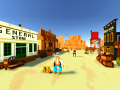 Wild West: Golden guns (working title)