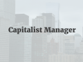 Capitalist Manager