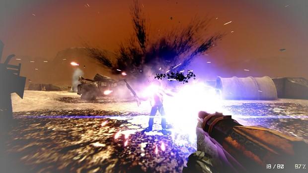Cyborg Arena Screenshots 2018