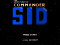 The Adventures of Commander Sid